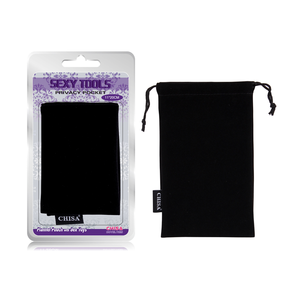 PRIVACY POCKET-Black